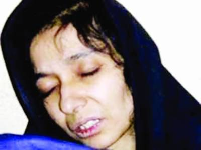 عافیہ صدیقی کو رہا کیا جائے: سابق امریکی سینیٹر مائیگ گریوول کی اوباما سے اپیل