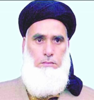 فیصل آباد: اشتعال انگیز تقریر کے الزام میں گرفتار مفتی کفایت اللہ ضمانت منظور ہونے پر رہا