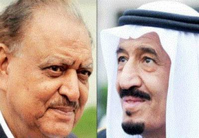 صدر ممنون کا شاہ سلمان کو فون سانحہ منیٰ پر افسوس کا اظہار