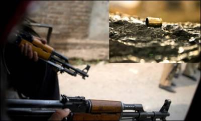 چارسدہ : نامعلوم افراد کی فائرنگ سے ڈپٹی سپرنٹنڈنٹ جیل بھائی سمیت جاں بحق