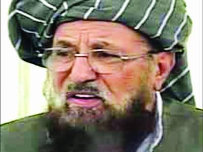 جہاد کی بات کرنے' امریکہ کو بددعائیں دینے پر علماء کے وارنٹ جاری ہو رہے ہیں: سمیع الحق