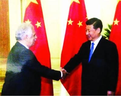پاکستان چین دوستی بے مثال ہے، اقتصادی راہداری سے تعلقات مزید مضبوط ہونگے: اقبال جھگڑا