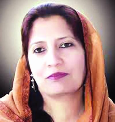 پشاور ہائیکورٹ نے احتساب کمشن کو ستارہ ایاز کو گرفتار کرنے سے روکدیا' جانبدارانہ احتساب کسی صورت قبول نہیں: سینیٹر اے این پی