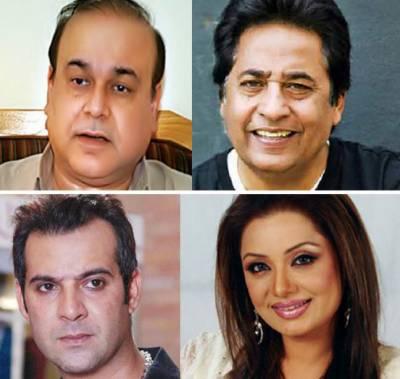 بھارتیوں کو عزت برداشت نہیں' سیکولر ازم کا پردہ چاک ہو گیا' پاکستانی فنکار بھی برس پڑے