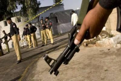 پولیس کا سرچ آپریشن، 19 مشتبہ افراد گرفتار
