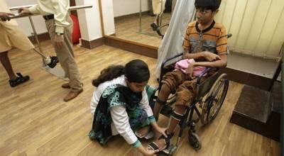 پنجاب میں ایک ملین سے زائد بچے معذوری کا شکار ہیں: سیمینار