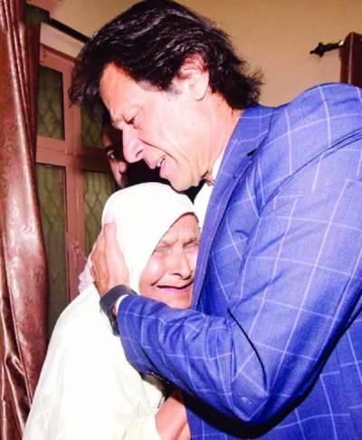 مسلم لیگ ن پنجاب کی ایم کیو ایم بن چکی، رانا ثنا جیسے وزیر قانون ہوں تو انصاف کیسے ہو گا: عمران