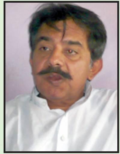 ایک دوسرے پر کیچڑ اچھالنے کی بجائے عوامی فلاح کے منصوبوں پر کام کیا جائے' ڈاکٹر صغیر اصغر