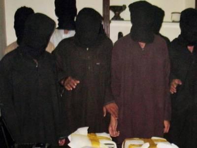 حساس ادارے کے افسر کے قتل میں ملوث 5 دہشت گرد علاقہ غیر سے گرفتار