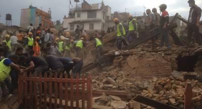 ملتان' لاہورکراچی کے ساحلی علاقوں، سوات، شانگلہ دیر بالا اور مالاکنڈ میں زلزلے کے جھٹکے