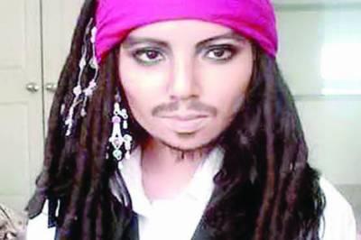 مشہور شخصیات کا روپ دھارنے والی ماہر نیپالی لڑکی