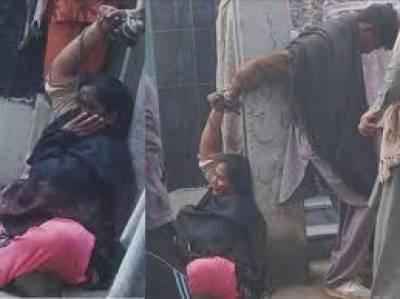 گوجرانوالہ: میاں بیوی کا منہ کالا کر کے تشدد کرنے والے 8 ملزمان جوڈیشل ریمانڈ پر جیل منتقل 'واقعہ سے میرا کوئی تعلق نہیں