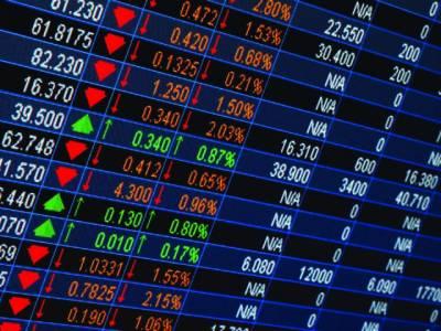 سٹاک مارکیٹیں بدستور، سرمایہ کاری میں37 ارب روپے سے زائد اضافہ