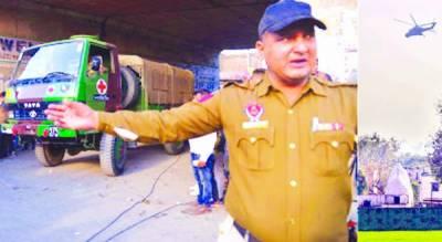 بھارت: پٹھانکوٹ ائربیس پر حملہ،3 فوجی 5 حملہ آور ہلاک، حالات خراب کرنے کی پاکستانی کوشش ہے، وزیر اعلیٰ بھارتی پنجاب کا بغیر تحقیق الزام