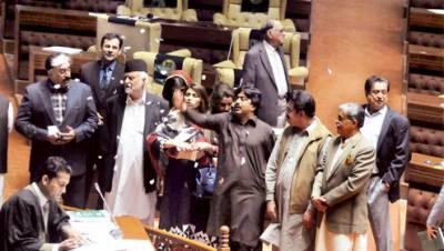 """""""سندھ حکومت کسی بھی عدالت میں زیر سماعت مقدمہ ختم کر سکے گی"""" کریمنل پراسیکیوشن سروس ترمیمی بل منظور"""