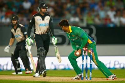 پہلا ٹی 20 : پاکستان نے نیوزی لینڈ کو 16 رنز سے ہرا دیا' شائقین کا جشن