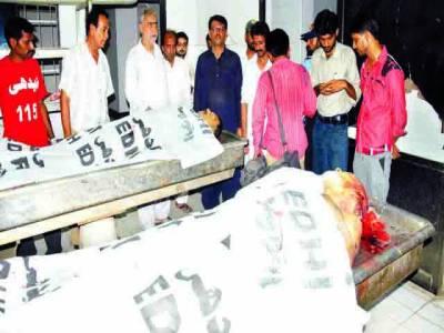 کراچی، فائرنگ کے واقعات، پولیس مقابلے، 3 جرائم پیشہ عناصر، 2 نوجوان ہلاک