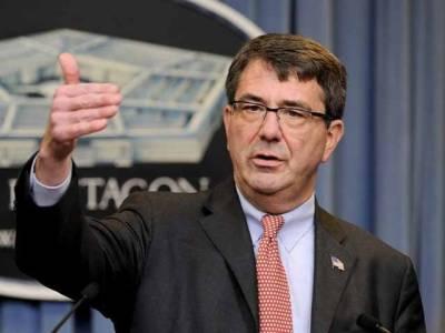 بحریہ کے دس اہلکار کسی خفیہ مشن پر نہیں تھے:امریکی وزیر دفاع