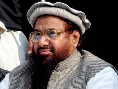 بھارت کو خوش کرنیوالی پالیسیوں سے مودی سرکار کو شہ مل رہی ہے: حافظ سعید