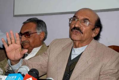 رینجرز کو کرپشن کے خلاف کارروائی کا کوئی اختیار نہیں: قائم علی شاہ