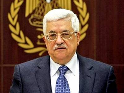 عوامی ریفرنڈم کے بغیر اسرائیل سے مذاکرات نہیں ہوں گے:فلسطینی صدر