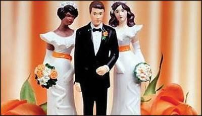 مردوں کے لئے سرکاری فرمان: دو شادیاں رچاﺅ یا جیل جاﺅ