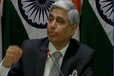 مشکوک غبارے کا معاملہ اٹھائیں گے' 99 فیصد شواہد ہیں 'ممبئی حملوں کی پلاننگ، ٹریننگ، فنانسنگ پاکستان میں ہوئی، بھارتی وزارت خارجہ