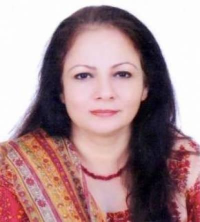 تمام محکمے پاکستان' چین راہداری کے تناظر میں ٹھوس منصوبے ترتیب دیں: عائشہ غوث