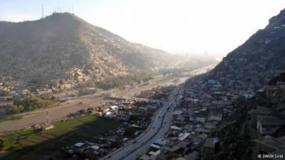 طالبان نے ٹاور اڑا دیا آدھے کابل کو بجلی کی فراہمی منقطع