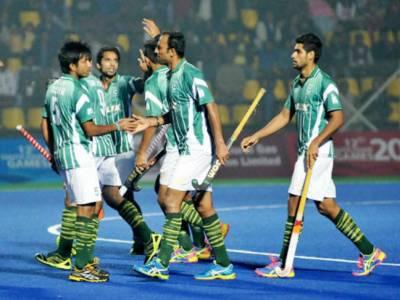 سیف گیمز' ہاکی میچ میں پاکستان نے بھارت کو شکست دیدی