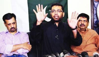 سندھ اسمبلی سے مستعفی ہونے کا اعلان، ڈاکٹر صغیر بھی مصطفی کمال کے ساتھی بن گئے، ثبوت مانگنے والے پہلے سے موجود شواہد پر کام کریں: سابق ناظم کراچی