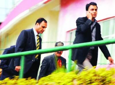 پاکستانی وفد نے دھرم شالا سٹیڈیم میں انتظامات کا جائزہ لیا، مکمل سکیورٹی دینگے: بھارتی کرکٹ بورڈ