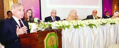 خواتین کو ترقی کے یکساں مواقع دینے سے ہی پاکستان آگے بڑھے گا: شہباز شریف