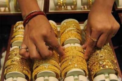ملکی و غیر ملکی صرافہ مارکیٹوں میں سونا مزید مہنگا