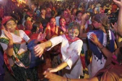 ہندو برادری ہولی آج منائیگی زرداری کی مبارکباد