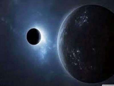 رواں سال کا پہلا جزوی چاند گرہن آج ہوگا 'پاکستان میں بھی دیکھا جاسکے گا