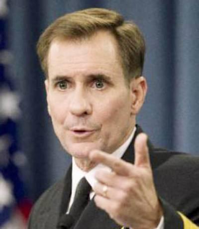 پاکستان' بھارت کے درمیان کشیدگی میں کمی' تنازعات کے حل کیلئے اٹھائے گئے اقدامات قابل تحسین ہیں: امریکہ