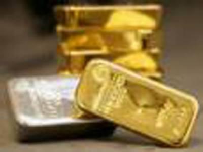 10 گرام سونا چاندی کے نرخ