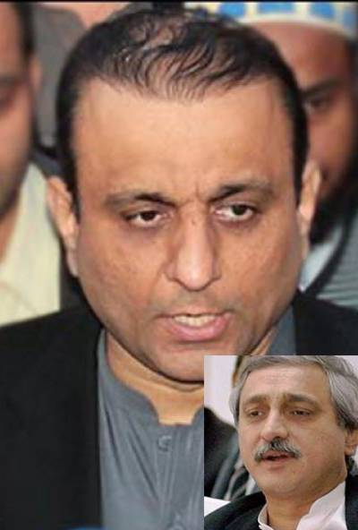 تحریک انصاف میں دھڑے بندی، جہانگیر ترین، علیم خان پارٹی الیکشن سے دستبردار