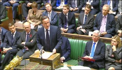 برطانوی پارلیمنٹ میں ہنگامہ : اپوزیشن لیڈر سمیت سب ٹیکس ریکارڈ سامنے لائیں : کیمروں' مالٹا میں مظاہرے جاری