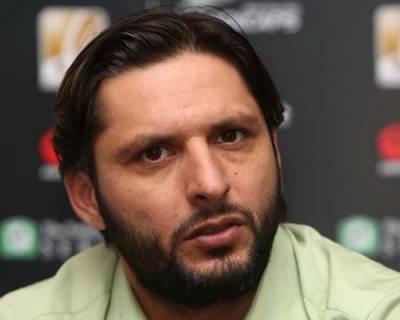 شاہد آفریدی پاکستان ٹورنامنٹ کے کھلاڑیوں کی ڈرافٹنگ میں شامل