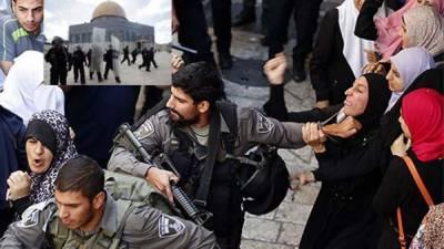 اسرائیلی فوج فلسطینی بچوں کے حقوق پامال کر رہی ہے : ہیومن رائٹس واچ