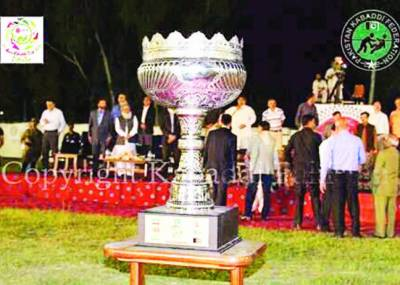 ایشیا کپ کبڈی: دفاعی چیمپئن پاکستان نے سری لنکا کو 56-23 سے شکست دے دی