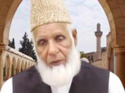 چودھری نثار نے شکیل آفریدی کے کیس میں قومی امنگوں کی ترجمانی کی ہے: حافظ محمد ادریس