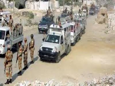 وزیراعلی سندھ نے رینجرز کے خصوصی اختیارات میں 77 روز کی توسیع دیدی
