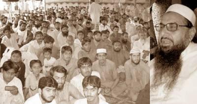 ملک دشمن عناصر کی پاکستان کیخلاف سازشیں دم توڑ رہی ہیں: حافظ سعید