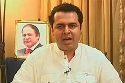 نعیم الحق اخلاقی پستی کا شکار ہیں، وزیراعظم سے متعلق ہوش سے بات کریں: طلال چودھری