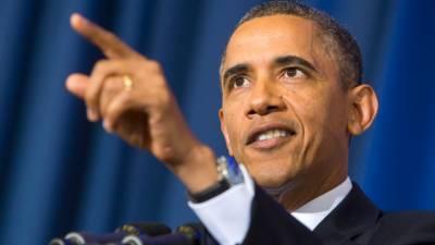 آپریشن پہلے ہی کرنا چاہتے تھے اسامہ سمجھ گیا ہو گا امریکی اپنے مرنیوالوں کو نہیں بھولتے :اوباما