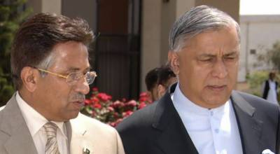 پرویز مشرف اور شوکت عزیز کی لندن میں ملاقات پانامہ لیکس سمیت دیگر امور پر تبادلہ خیال