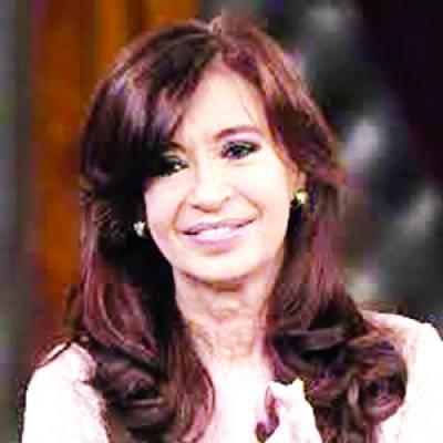 کرپشن الزامات، ارجنٹائن کی سابق صدر کرسٹینا کیرشنر کے اثاثے منجمد کر دیئے گئے